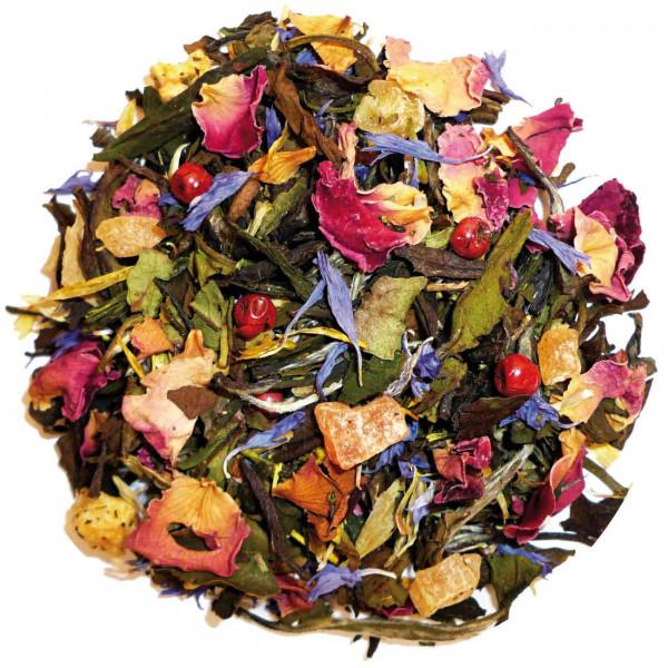 White Moon - aromatisierter Weißer Tee