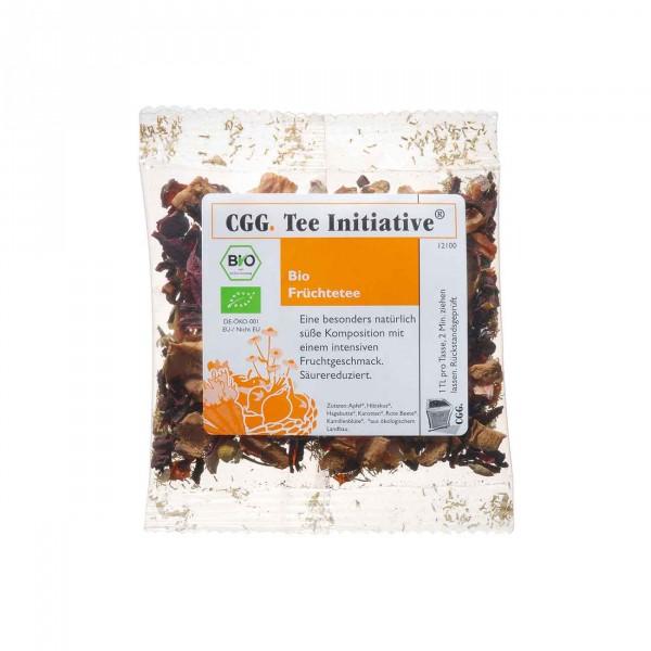 Bio Früchtetee Tee Initiative® 10g Probierpäckchen