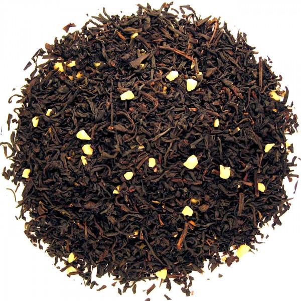 Marzipan - aromatisierter Schwarztee