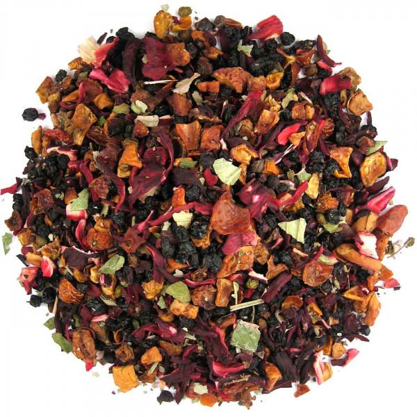 Waldfrucht - aromatisierter Früchtetee