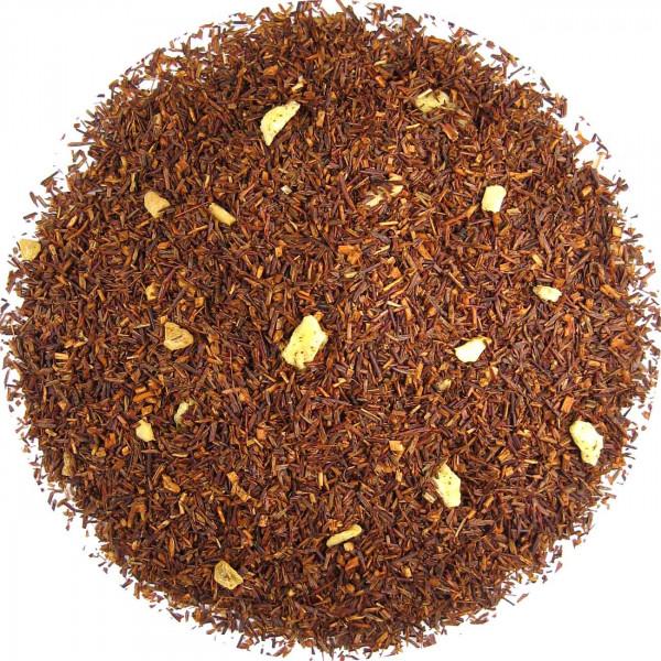 Ingwer-Zitrone - aromatisierter Rooibos/Rooibush
