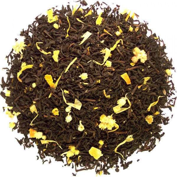 Sommer Tee - aromatisierter Schwarztee