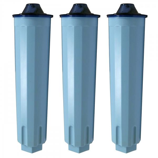 3 blue Wasserfilterpatronen passend für Jura/ENA Kaffeemaschinen* mit Claris Blue Patrone