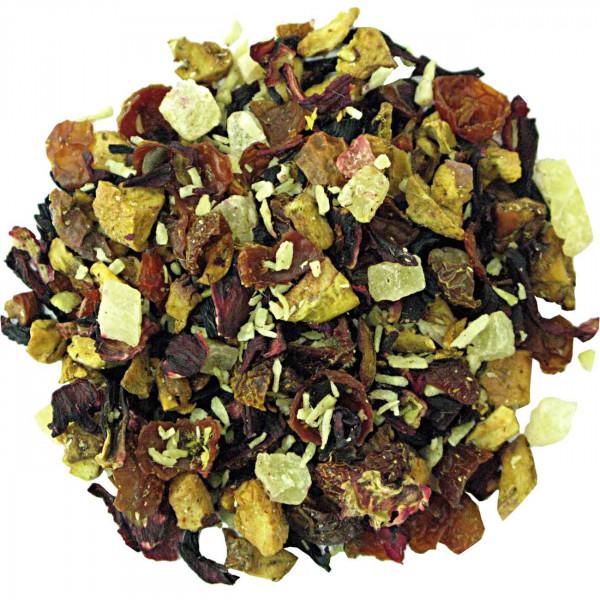Pina Colada - aromatisierter Früchtetee
