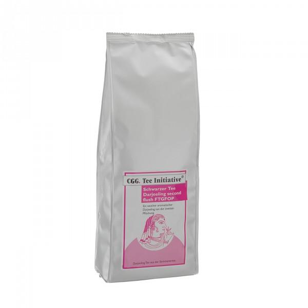Darjeeling second flush FTGFOP Tee Initiative® 500g