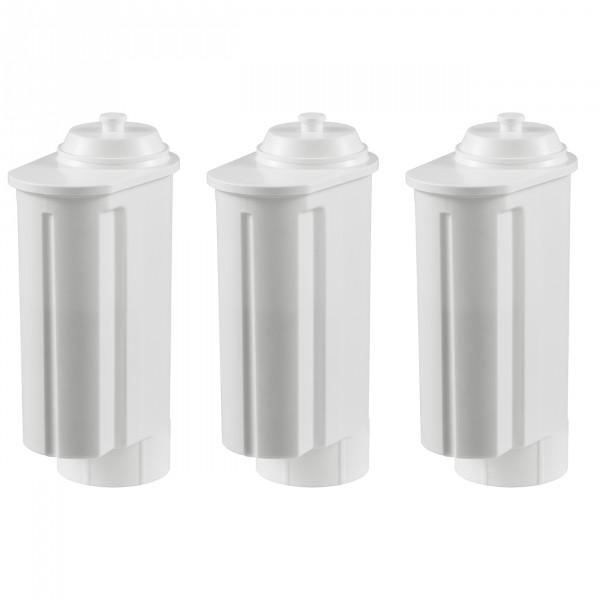 3 Wasserfilter Patronen passend für alle Siemens/Bosch Gaggenau-, Neff-,VeroBar-Professional-Serie Kaffeevollautomaten