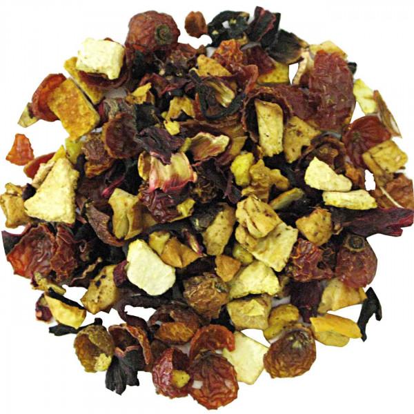 Maracuja Orange - aromatisierter Früchtetee