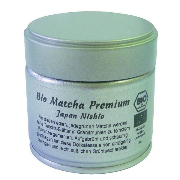 Bio Matcha Premium 30g