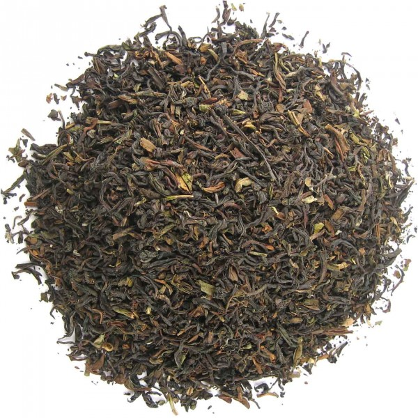 Bio Fairtrade Darjeeling 250 g Tee Initiative first flush FTGFOP-1