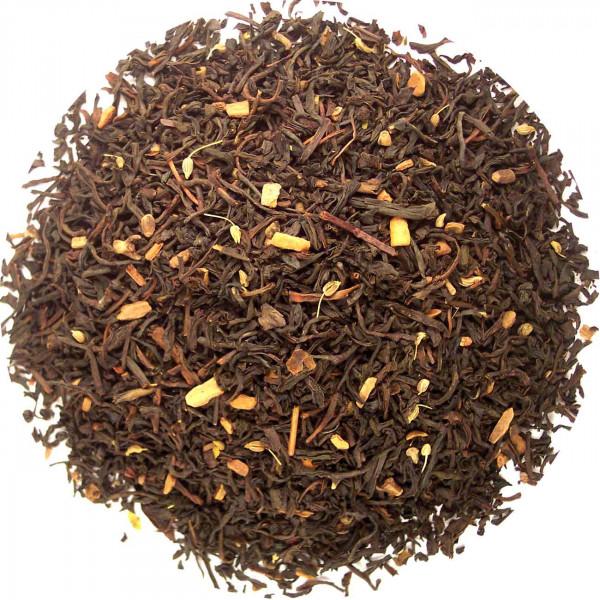Gewürz (Spice) - aromatisierter Schwarztee