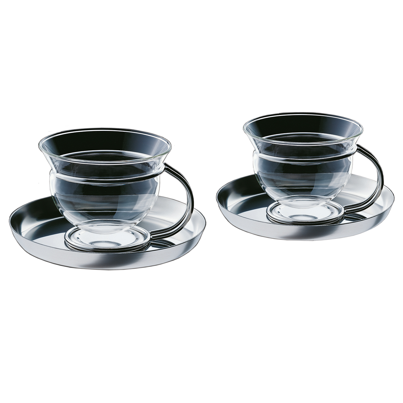 MONO Filio, Teetasse mit Untertasse 2er Set
