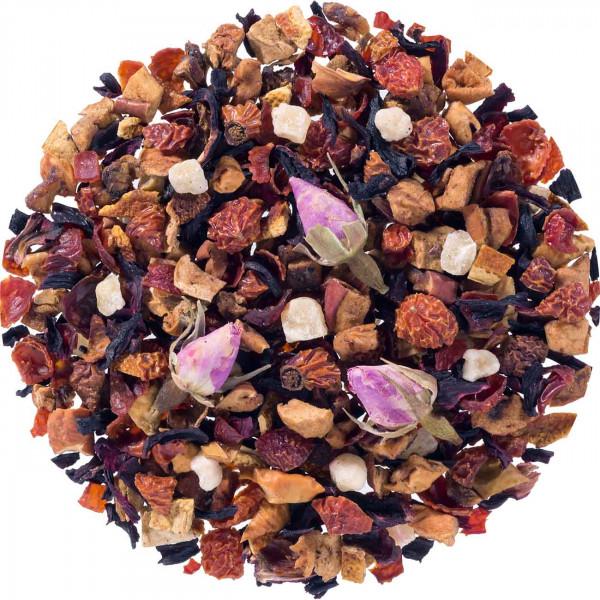 Designer Tea - aromatisierter Früchtetee