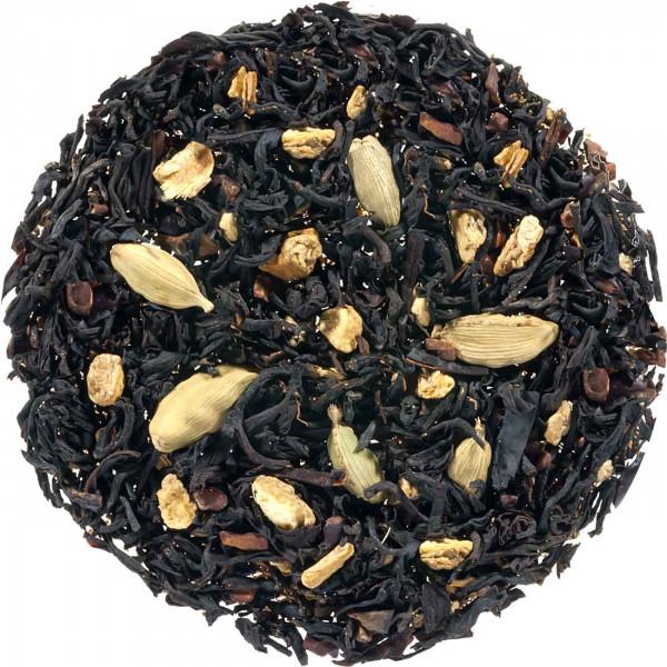 1 kg Dark Chocolate - aromatisierter Schwarztee