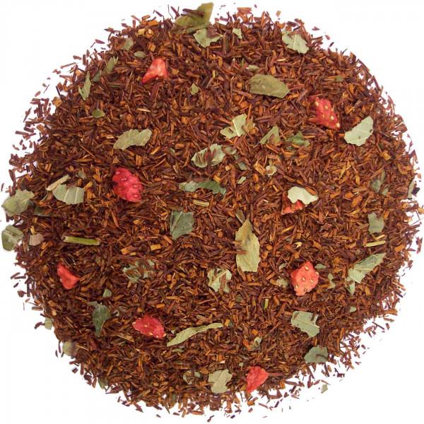 Erdbeer-Sahne - aromatisierter Rooibos/Rooibush