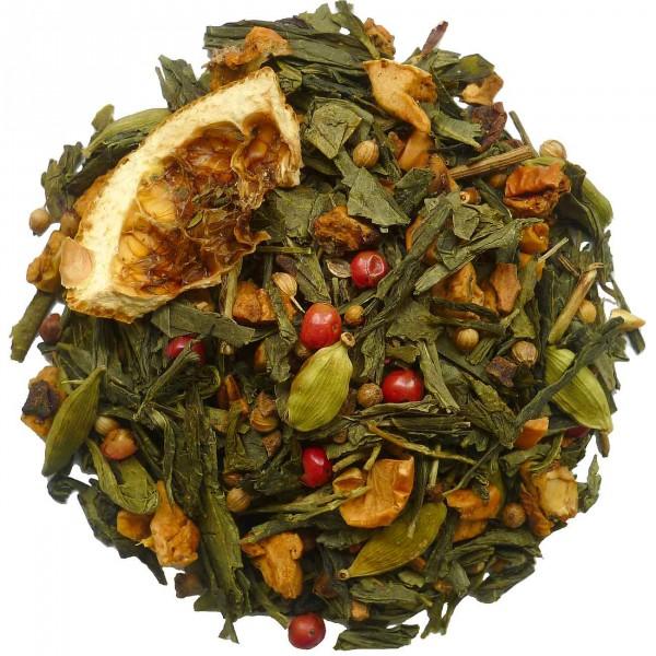 Grüner Chai