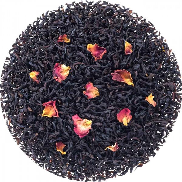 Schnuckelknöpfchen - aromatisierter Schwarztee