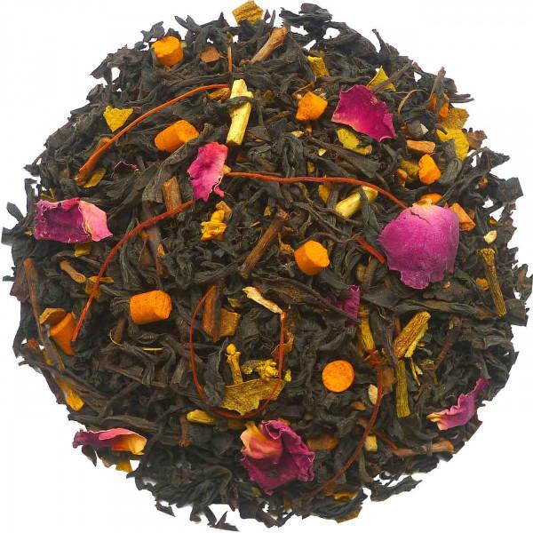 Orientalischer Basar-Chai - aromatisierter Schwarztee