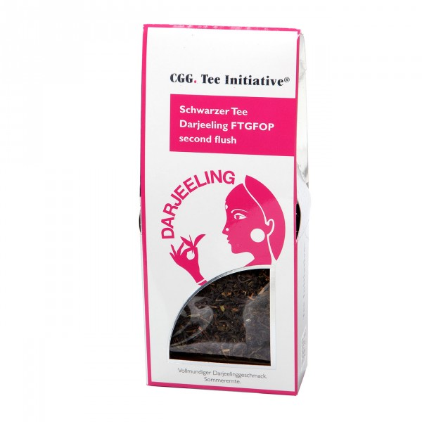 Darjeeling Tee Initiative® Second Flush FTGFOP 90g