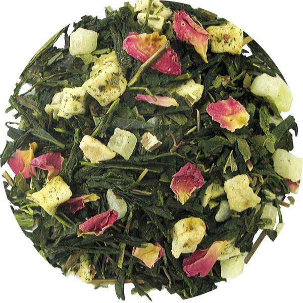 Mangonas - aromatisierter Grüntee