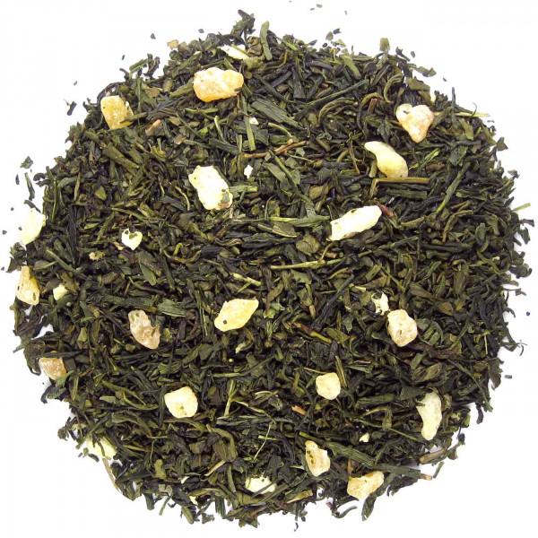 Moilone - aromatisierter Grüntee