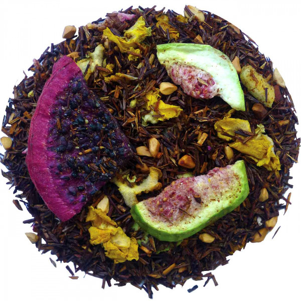 Drachenfrucht-Feige - aromatisierter Rooibos/Rooibush