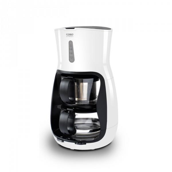Tee Gourmet-weiß Teemaschine