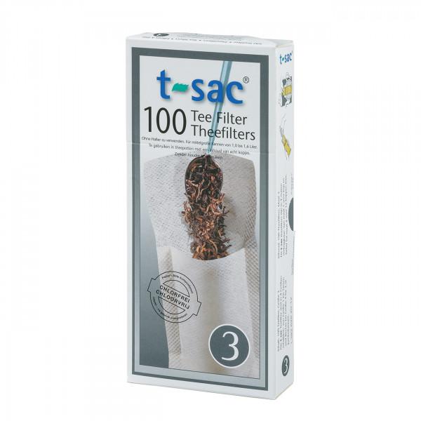 Teefilter t-sac Kannenfilter Nr. 3